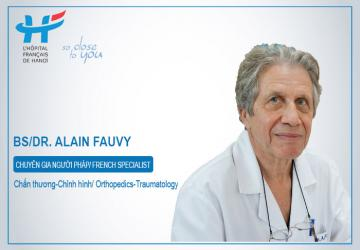 Dr. Fauvy