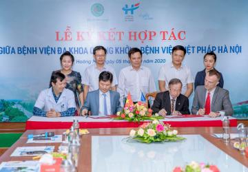 Cooperation with Quang Khoi